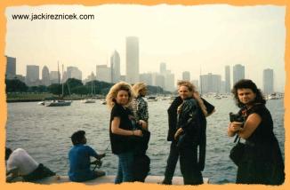 1990 mit silly in chicago