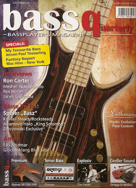 bass quarterly II/2012